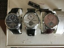 3 NEW LOUIS BOLLE Advocate Regulator / Choose 1 ( 3 Models Only 1 On ALL google)