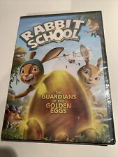 Rabbit School-The Guardians Of The Golden Eggs Dvd (Brand New/Sealed!)