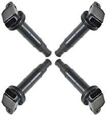 Ignition Coil Kit Set of 4 for Toyota Scion Lexus L4 2.0L 2.4L