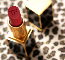 Tom Ford Lipstick Rouge Fatal 28 Full Size 3g NEW IN BOX! Lip color red