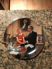 Annie 'Tomorrow' 1985 Knowles Collector Plate