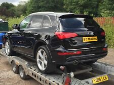 AUDI Q5 S LINE PLUS 2.0TDI QUATTRO 2014/64 REG LIGHT DAMAGED SALVAGE CAT N