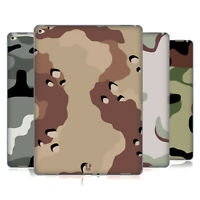 HEAD CASE DESIGNS MILITARY CAMO SOFT GEL CASE FOR APPLE SAMSUNG TABLETS