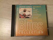 Lightnin' Hopkins - Texas Blues CD 💿 The Blues Collection 1992