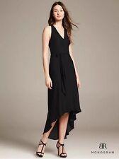 BR BANANA REPUBLIC MONOGRAM Belted Patio Dress-Brand New-Size 10 US (UK 14)