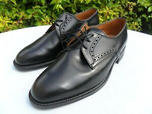Mens Leather Shoes. Lotus Haughton Black Leather Shoes Size 6.5. Made In England