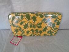 NWT - Xhilaration - Yellow / Green - Ladies Clutch Wallet