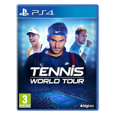 Tennis World Tour PlayStation PS4 2018 EU English Factory Sealed