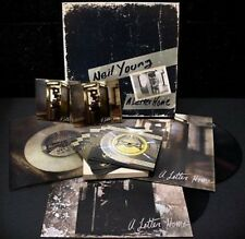 """NEIL YOUNG """"A LETTER HOME"""" SEALED LTD ED BOX SET 2014 1-541532 -13 items!"""