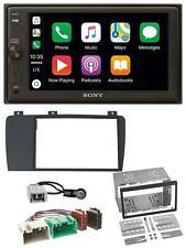 Sony USB AUX 2DIN MP3 Bluetooth Autoradio für Volvo S60 V70 XC70 04-09