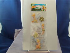NEW EK SUCCESS DISNEY STICKERS TINKER BELL AND FLOWERS  DTODTINK  1257