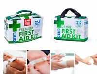 210/258 pcs First Aid Medical Kit Travel Safe Workplace Family Emergency ARTG