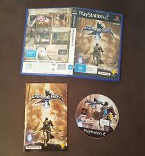 Soulcalibur III PlayStation 2 PAL Soul Calibur 3 PS2   Excellent Condition