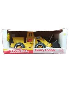 VINTAGE IN BOX NEVER USED Tonka Heavy Loader 1984