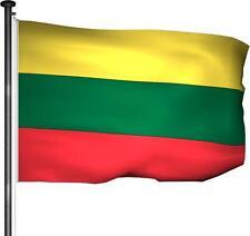 Fahne Litauen - Hissfahne 100x150cm Premium Qualität