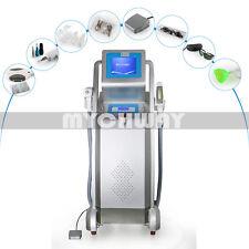 Q-switch Yag Laser Tattoo Removal IPL E Light Pigment Hair Removal SPA Machine