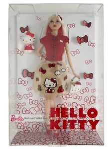 2017 Hello Kitty Doll Barbie, Model Muse Body Type. NRFB. Only 20000.