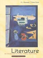 Literature: An Introduction to Fiction, Poetry, and Drama, ,032101555X, Book, Ac