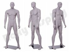 Male Mannequin Muscular Soccer Player Dress Form Display #Mc-Cris01