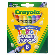 Crayola Multi-Coloured Crayons for Kids