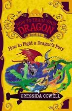 How to Train Your Dragon #12: How to Fight a Dragon's Fury VGC HARDCOVER