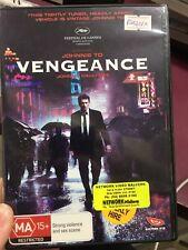 Vengeance ex-rental region 4 DVD (2009 foreign action thriller movie) cheap