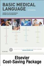Basic Medical Language - Text and Elsevier Adaptive Learning Package by Myrna...