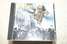 "S.O.D.-"" LIVE AT BUDOKAN"" CD 1998"
