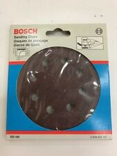 BOSCH RS180 SANDING DISC  5-PACK 180 GRIT  2608604167
