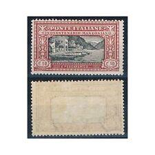 IT6142 - 1923 Alessandro Manzoni 10c carminio MH/*