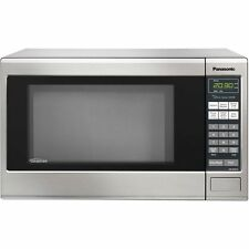 Panasonic NN-SA661S 1.2 Cu. Ft. Stainless Microwave Oven w/ Inverter Technology
