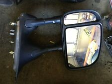 02 03 04 05 06 07 Ford F250 F350 Left Driver LH Door Mirror Manual