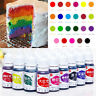 24Colors 10ml Cake Edible Pigment Food Coloring for Chocolate Fondant Decoration