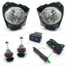 Front Fog Lights Lamps Cover Grille Switch for Toyota Hilux / VIGO 2008-2011