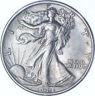 AU/Unc - 1934 Walking Liberty Silver Half Dollar - Better *409
