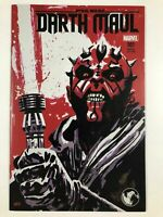 Star Wars Darth Maul #1 (Marvel 2017) Michael Walsh Variant