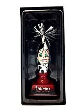 Disney Villains Pens Kooky Klickers Cruella Deville Party Pen Holder Gift Box