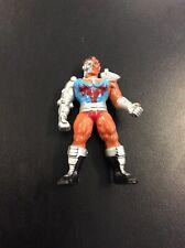 Mini Miniature Thundercats Vintage Action Figure Bootleg Knockoff Cyborg