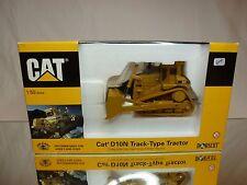NORSCOT 55701 CATERPILLAR CAT D10N TRACK TYPE TRACTOR - MUSTARD 1:50 - GOOD IB