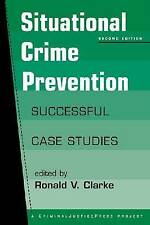 Situational Crime Prevention: Successful Case Studies-ExLibrary