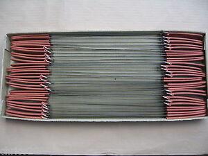 30 Fellsägen Schweißmesser mit Zacken Sondeposten