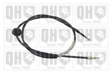 AUDI A4 8E 1.9D Handbrake Cable Rear Left 00 to 08 Hand Brake Parking QH Quality