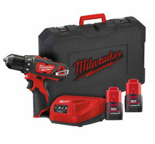"Milwaukee AKKU-Bohrschrauber M12 BDD 2X2,0AH ""AKTION"""