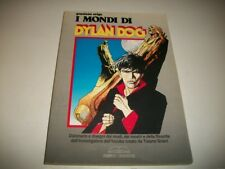 GRAZIANO ORIGA I MONDI DI DYLAN DOG UNILITO 1993 Personaggio TIZIANO SCLAVI new!
