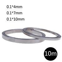 10m Nickelband aus reinem Ni-Blech für Li 18650 Punktschweißen 1'