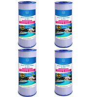 4 Pool/Spa Filter - Hayward C1200 , Filbur FC-1293, Pleatco PA120, Unicel C-8412