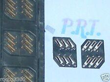 SUPPORTO LETTORE SIM CARD PER NOKIA N97 N97 MINI 2710 navigator X6   SLOT