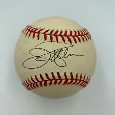 Jim Palmer Signed Autographed Official American League Baseball