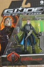 HASBRO GI JOE COBRA Commander COMPLETO Plus Serpente Accessori Stand comunicatore