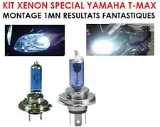 SPECIAL YAMAHA TMAX ! KIT XENON MONTAGE 1MN LOOK FANTASTIQUE! RARE A CE PRIX!